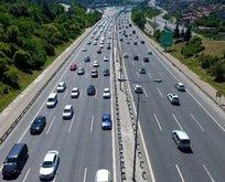 Otoyollardaki hız sınırına yeni düzenleme