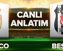 Monaco-Beşiktaş