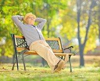 Emekli için ikramiye zamanı