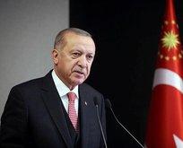 Erdoğan'dan Pullu'nun ailesine başsağlığı mesajı