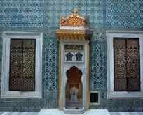 Topkapı Sarayı'da 6 yıldır kapalı olan o gizemli kısım yeniden açıldı