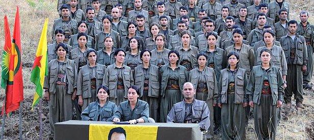 Teslim olan teröristler HDP'yi işaret ediyor: 10 gün HDP binasında kaldım