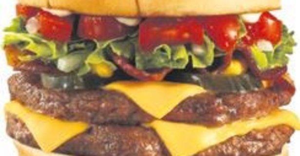 Hamburger kalp kırıyor