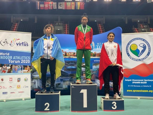 Fatma Damla Altın, pentatlonda dünya şampiyonu oldu
