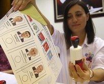 Kesim seçim sonuçları Resmi Gazete'de