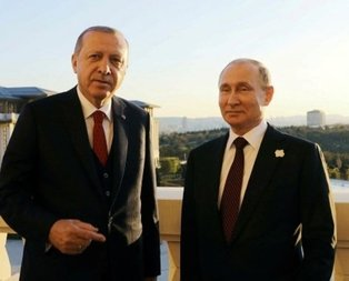 Başkan Erdoğan Rusya'ya gitti