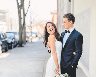Evlenene çifte destek