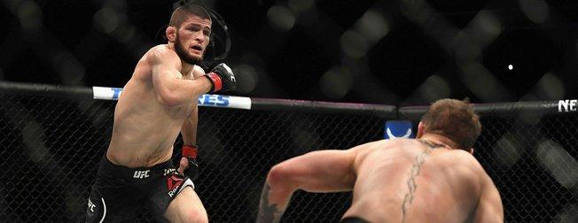Conor McGregor'a bir şok daha! Khabib Nurmagomedov...