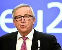 Juncker itiraf etti: Avrupa'nın çok büyük olduğuna inanmayın