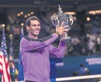ABD'de zafer Rafael Nadal'ın