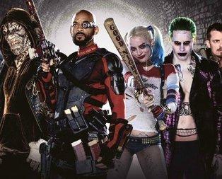 Suicide Squad filminin karakterleri kimdir?