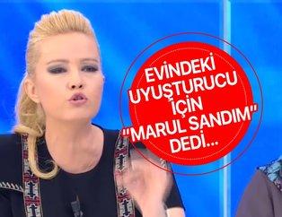 Müge Anlı canlı yayınında son dakika itirafı! 'Uyuşturucuyu marul sandım' diyen Zeynep Ergül'den şok sözler