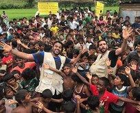 'Rohingyalı çocukların gülmeye ihtiyacı var'