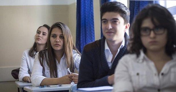 MEB'den lise son sınıf öğrencileri için yeni düzenleme