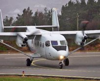 Radardan kaybolan uçaktan sevindirici haber
