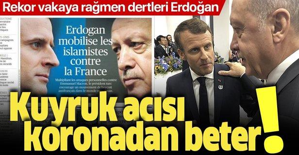 Fransa'da gündem Başkan Erdoğan
