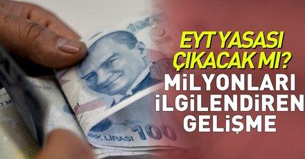 EYT ile ilgili son dakika: Başkan Erdoğan'dan Emeklilikte Yaşa Takılanlar için açıklama! EYT çıkacak mı?