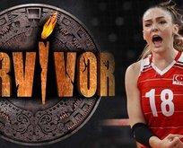 Olimpiyat'ın yıldızı Zehra Güneş'e Survivor'ın olay isminden yakın markaj!