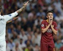 Ronaldo ilk kez kızardı