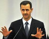ABD'den Esad'a büyük şok!