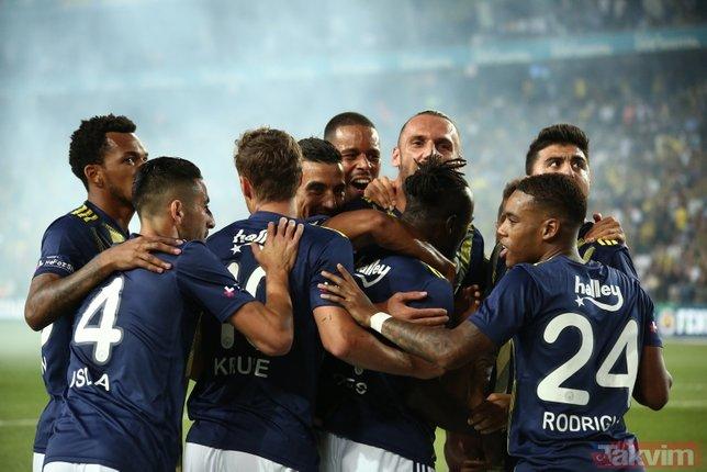 Fenerbahçe´de imza şov! 5 yıldız birden geliyor | Fenerbahçe son dakika transfer haberleri