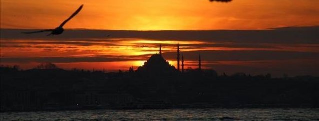 Sıralama değişti! İstanbul'a gelen turistler...