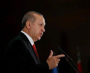 Cumhurbaşkanı Recep Tayyip Erdoğanın kampanya programı netleşti