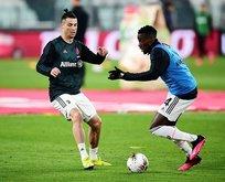 Juventus'ta ikinci koronavirüs vakası!