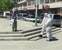 Konya'da alarm! Öksürerek dolaşınca mahalleyi karıştırdı