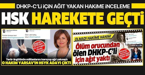 Son dakika: DHKP-C'li İbrahim Gökçek'e destek tweetleri atan ...
