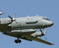 Rus askeri uçağı kayboldu!