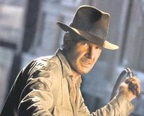Indiana Jones'un şapkasına 500 bin $