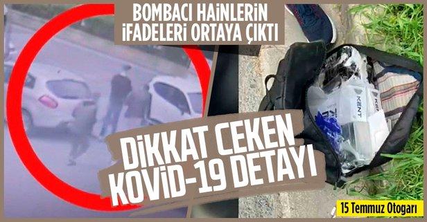 Otogar saldırganlarının ifadelerine ulaşıldı