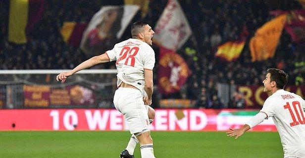 Juventus'tan flaş Merih Demiral açıklaması!