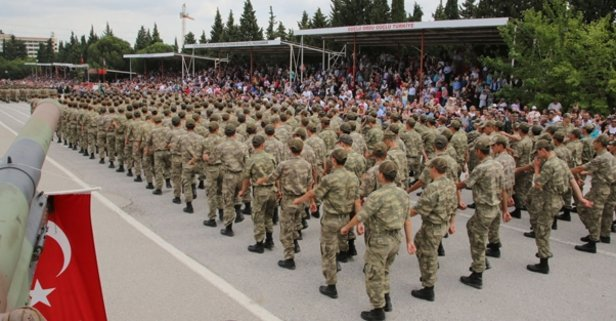 Askerlik yasası ne zaman yasalaşacak?