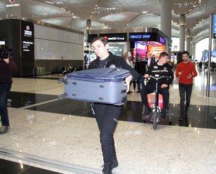 İstanbul Havalimanı'nda 'kuş' operasyonu