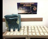 İstanbul'da flaş operasyon! Kargo paketinde yakalandı