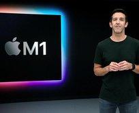 Apple M1 işlemcisini tanıttı!