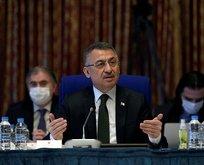 Oktay'dan Yunanistan ve Ermenistan'a tepki