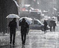 Meteorolojiden flaş İstanbul açıklaması!
