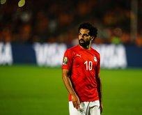 Salah'ın devleştiği maçta Mısır rahat geçti
