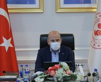 Bakan Soylu başkanlığında Kurban Bayramı toplantısı