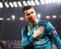 Ronaldo imzaladı