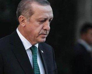 Başkan Erdoğan'dan başsağlığı telgrafı