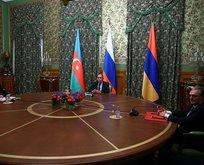 Azerbaycan ve Ermenistan masaya gergin oturdu!