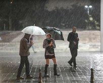 Meteoroloji'den İstanbul için korkutan uyarı