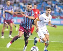 Trabzonspor'a derbi müjdesi!