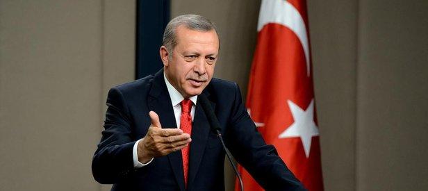 Cumhurbaşkanı Erdoğan'dan 8 dilde Regaib Kandili mesajı