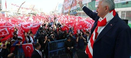 Başbakan Yıldırım'dan birlik beraberlik mesajları