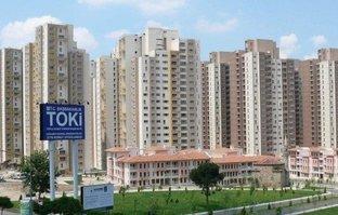 TOKİ'den 400 TL taksitle asgari ücretli çalışana ev fırsatı!
